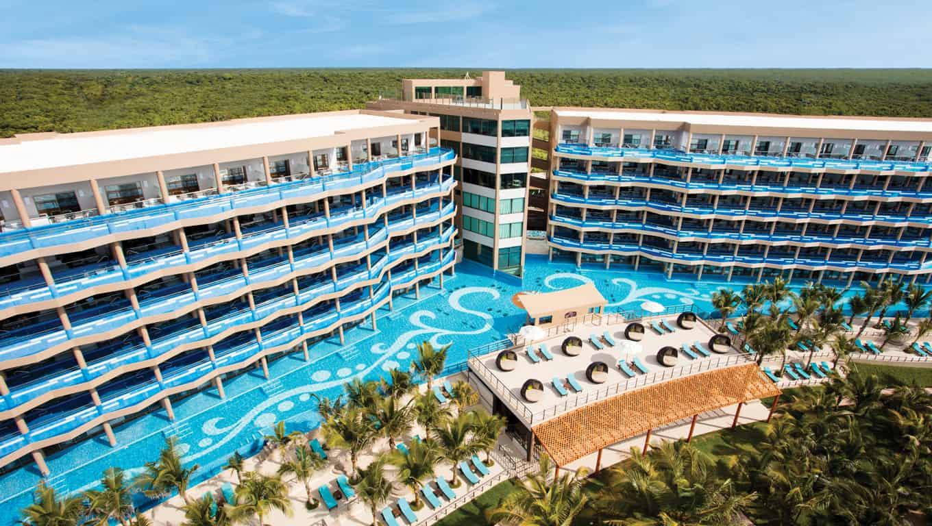 El Dorado Seaside Suites - Riviera Maya, Mexico