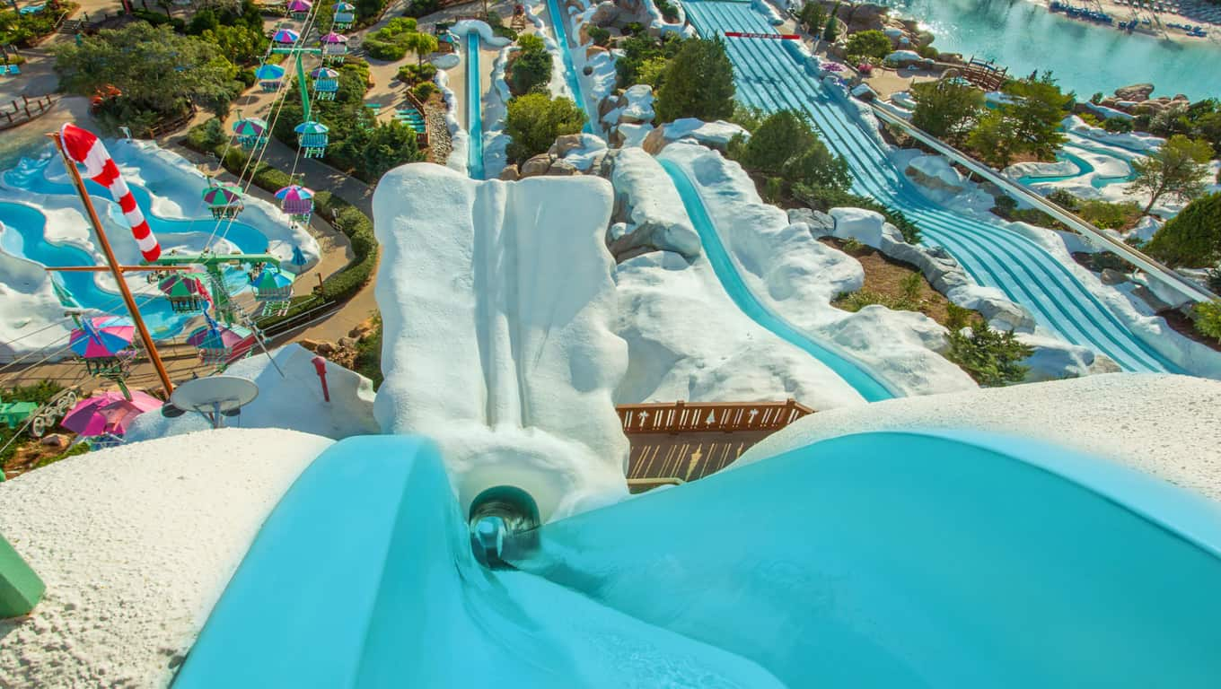 Disney's Water Parks